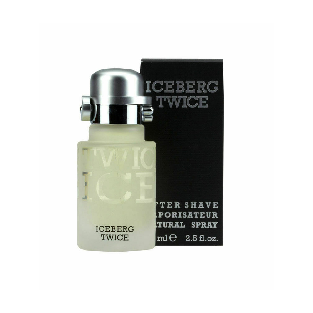 Iceberg Twice After Shave Dopobabra Natural Spray Vaporisteur 75 ml