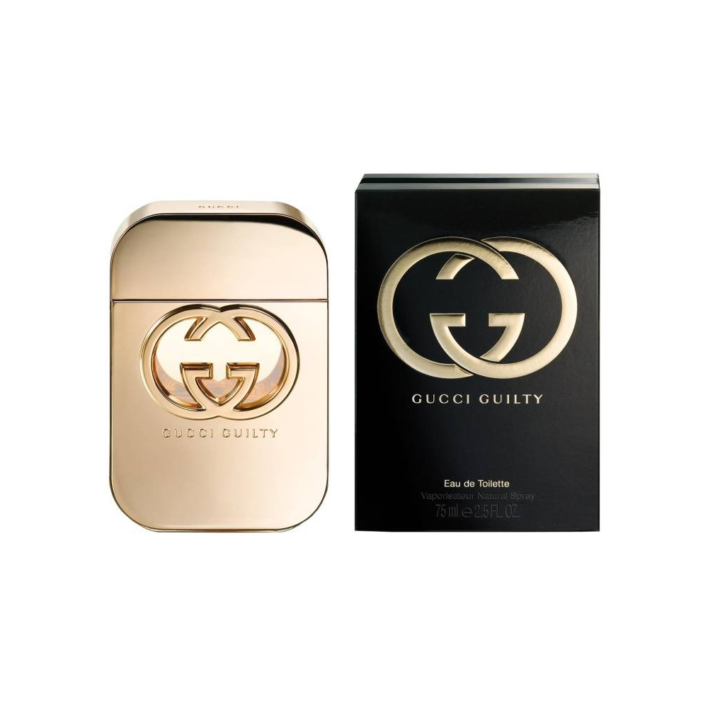 Gucci Guilty Profumo Donna Edt Eau De Toilette Vaporisateur Natural Spray 75 Ml