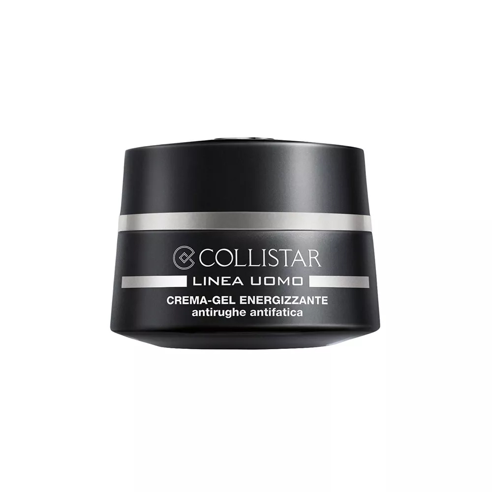 Collistar Linea Uomo Crema Gel Energizzante Antirughe Antifatica 50 Ml