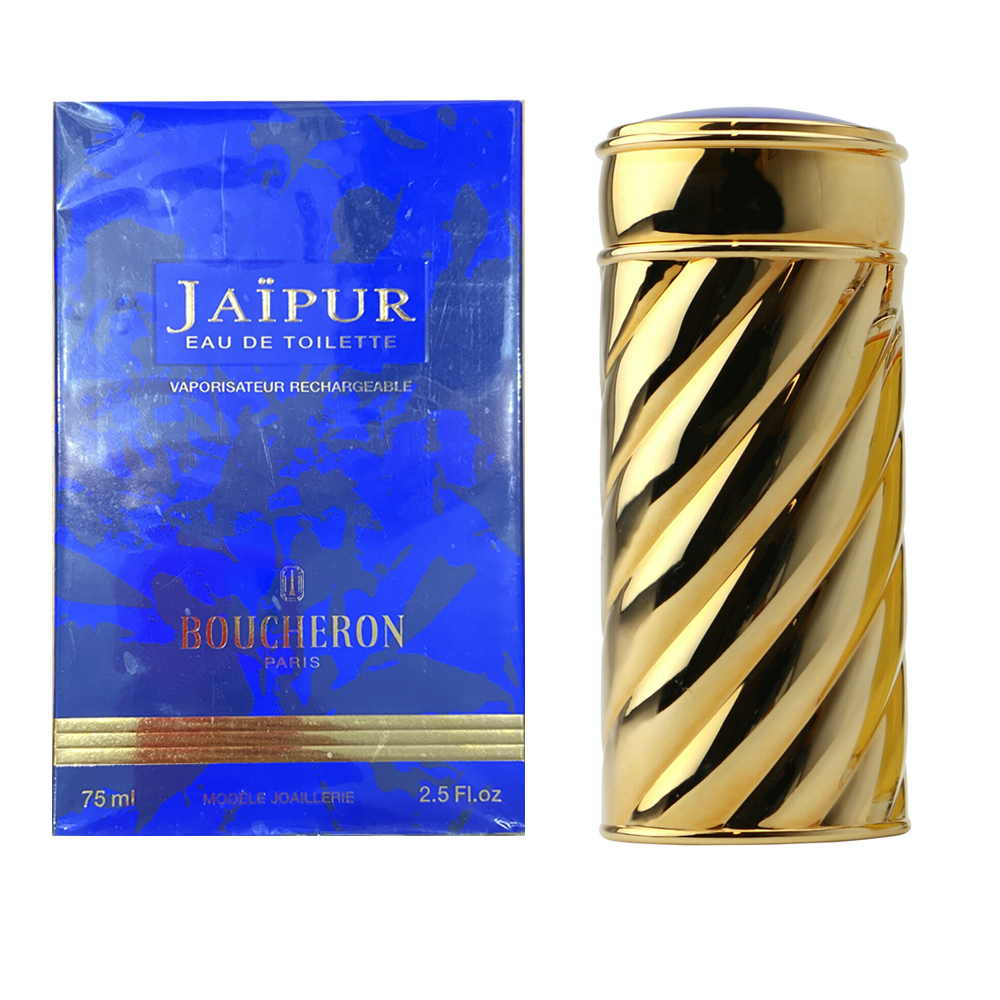 Boucheron Jaipur Profumo Donna Edt Eau De Toilette Spray 75Ml Ricaricabile