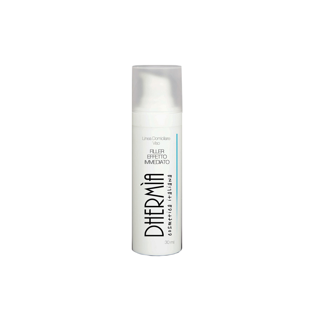 Dhermia Linea Domiciliare Viso Fluido Filler Effetto Immediato 30 Ml