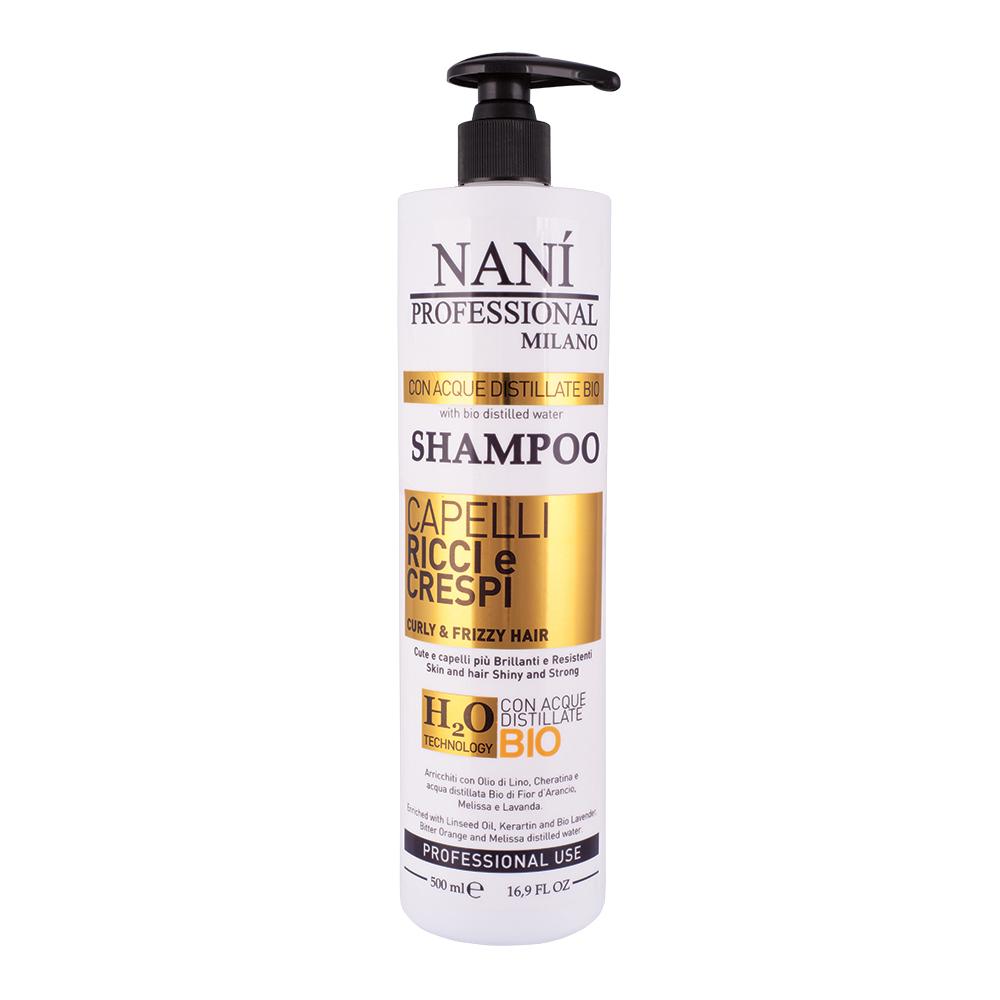 Suarez Nani Shampoo Per Capelli Ricci E Crespi Con Acque ...