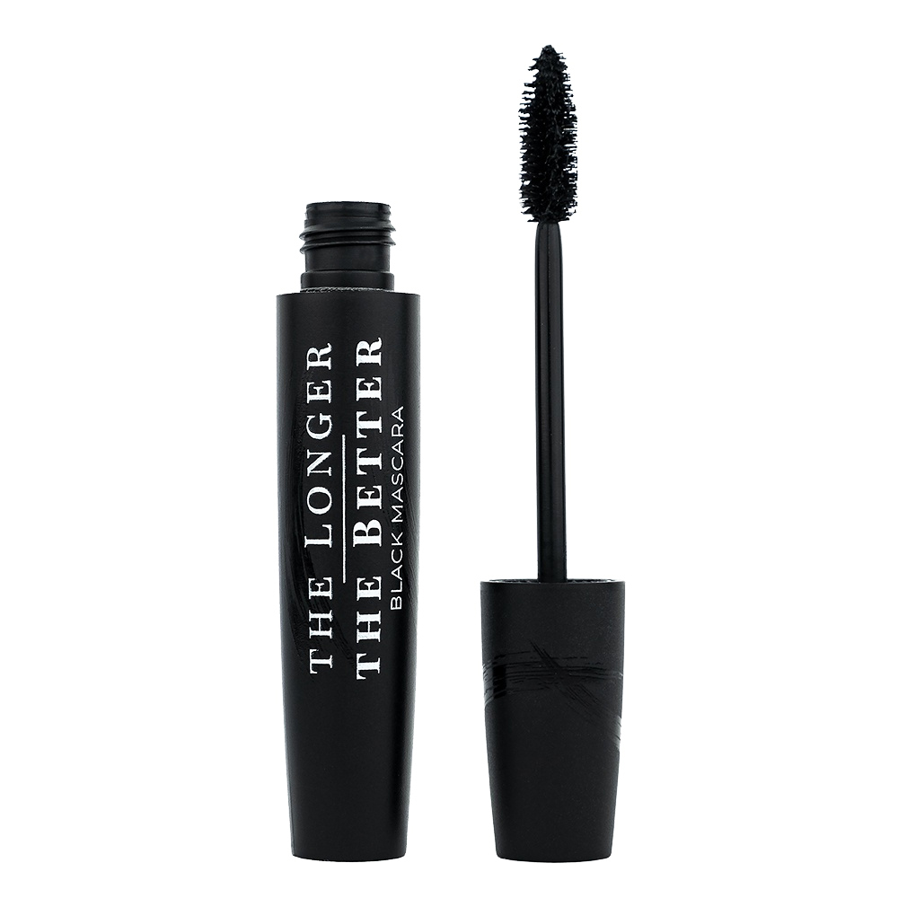 Layla The Longer The Better Black Mascara Occhi Nero Crea Ciglia 10 G