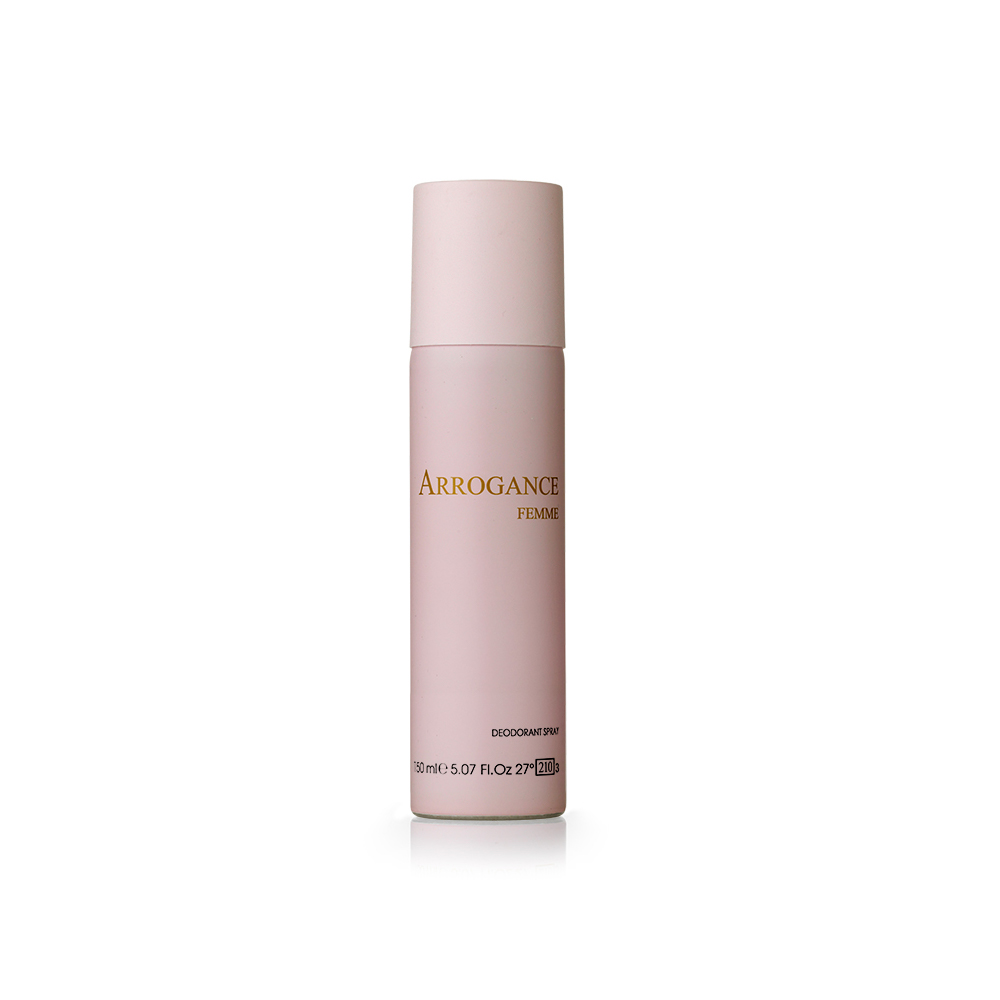 Arrogance Femme Deodorante Donna Spray 150 Ml