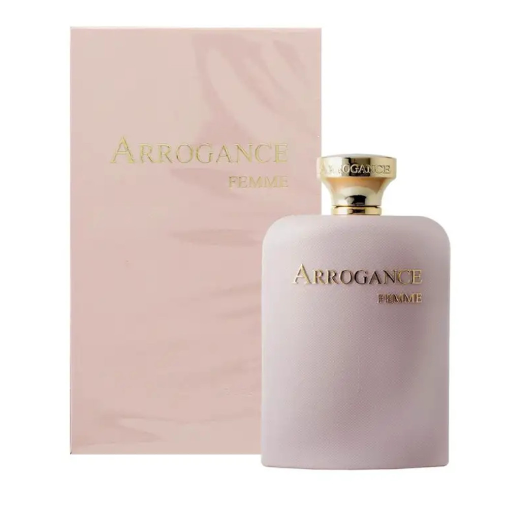Arrogance Femme Profumo Donna Edt Eau De Toilette Spray 100 ml
