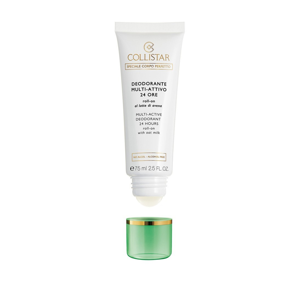 COLLISTAR DEODORANTE MULTI ATTIVO 24h ROLL - ON AL LATTE DI AVENA 75 ml