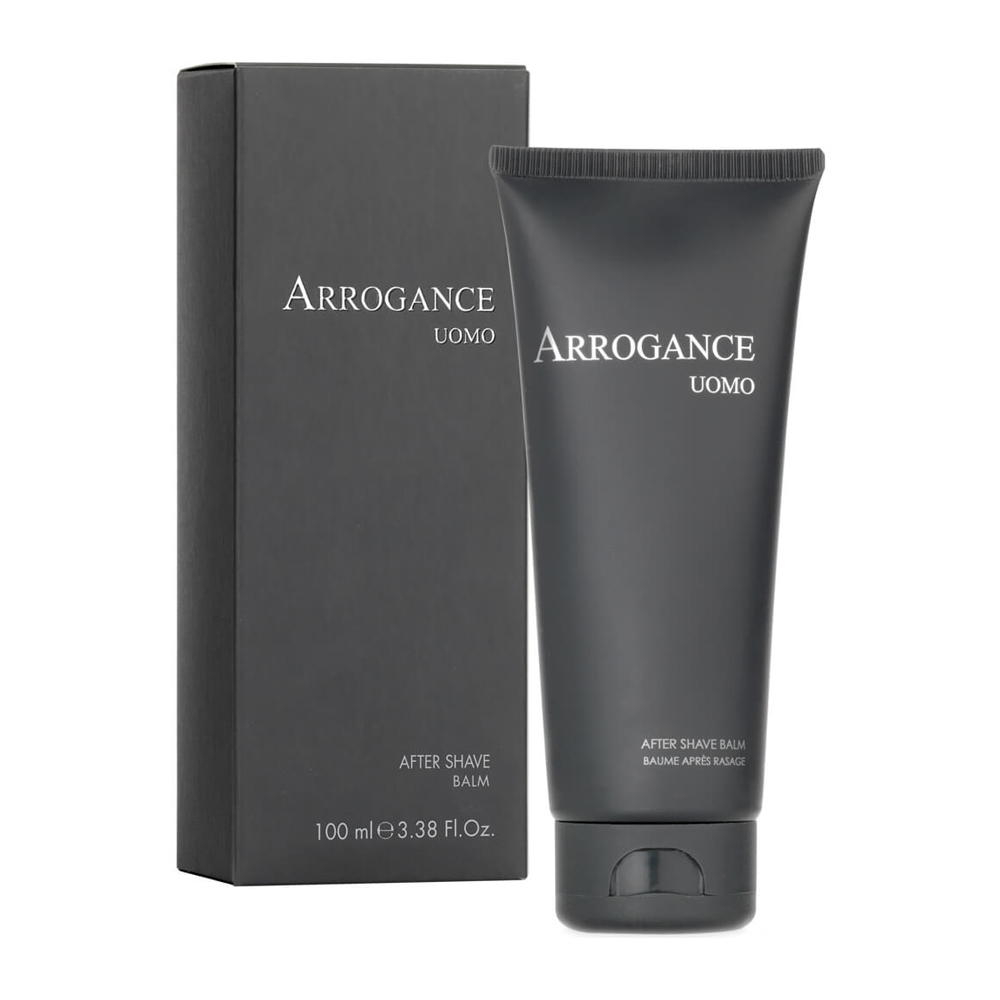Arrogance Uomo After Shave Balm Balsamo Dopobarba Uomo 100 Ml