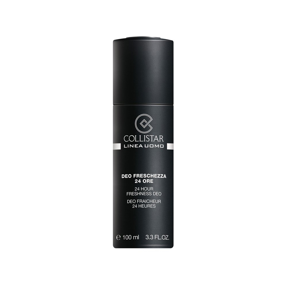 Collistar Linea Uomo Deodorante Spray Deo Freschezza 24H 100 Ml