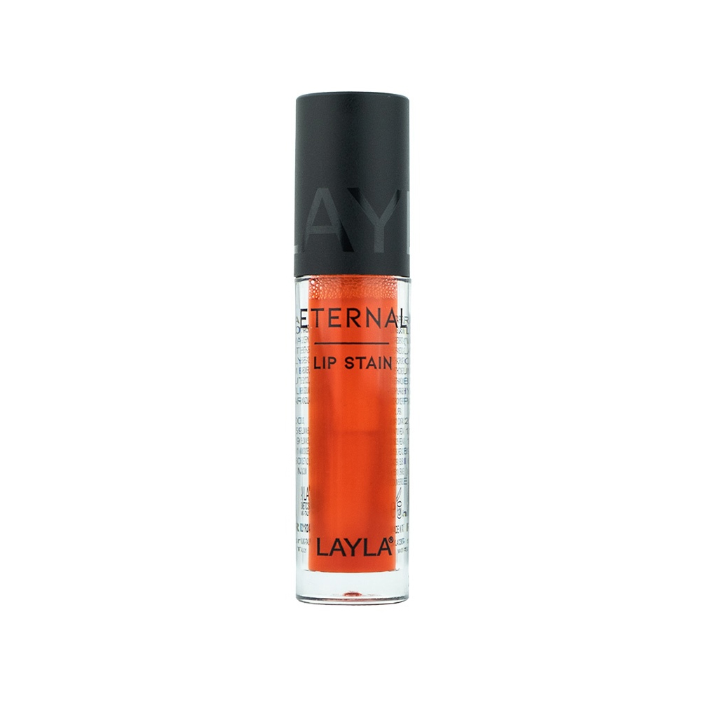 Layla Eternal Tickled Lip Stain Tinta Per Le Labbra Matt Ad Acqua N 1 4.5 Ml