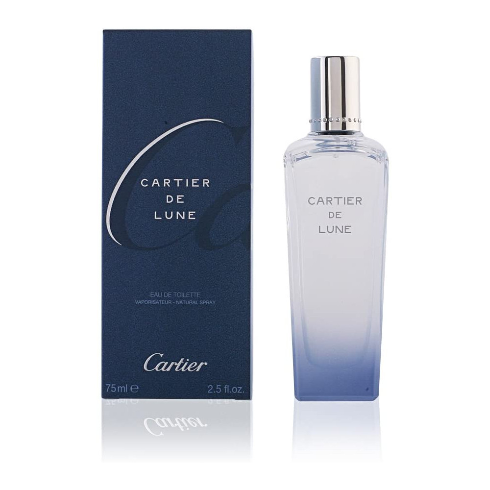 Cartier De Lune Profumo Donna Edt Eau De Toilette Spray 75 Ml