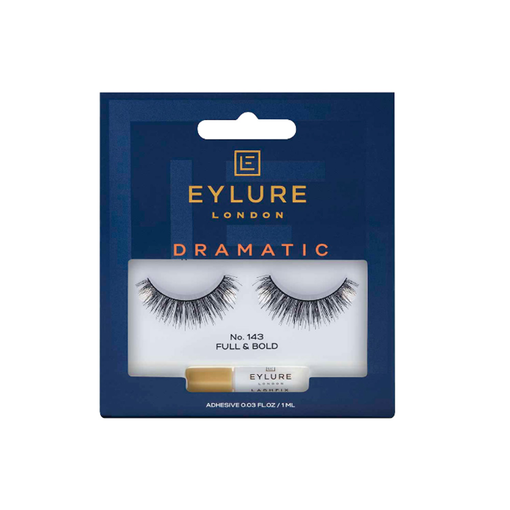 Eylure London Ciglia Finte Occhi Drammatic n.143