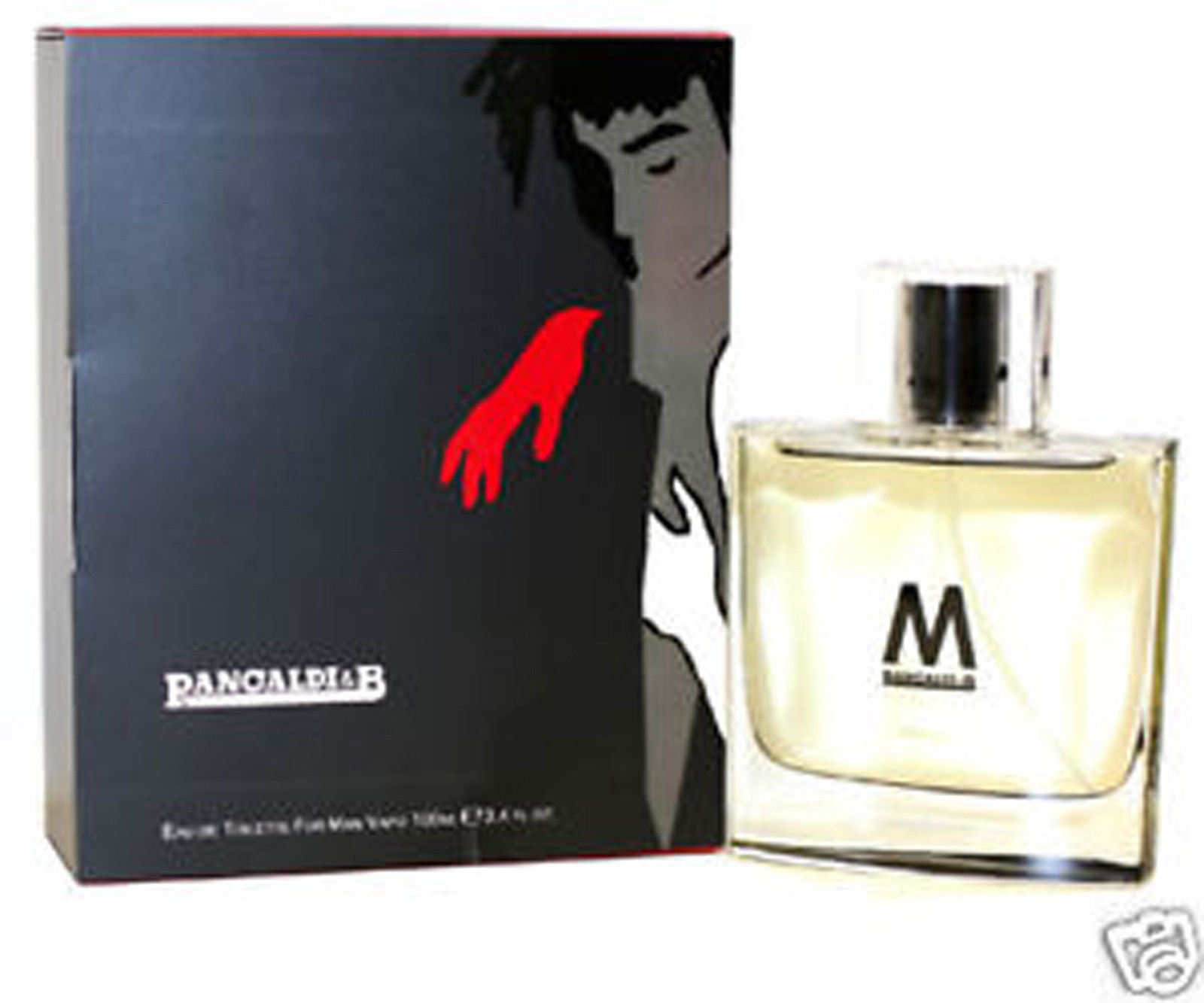 PANCALDI EAU DE TOILETTE FOR MAN PROFUMO UOMO 100 ml
