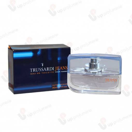 TRUSSARDI JEANS PROFUMO DONNA EDT EAU DE TOILETTE FOR WOMEN 30 ML SPRAY