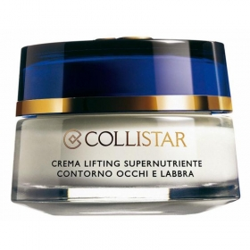 COLLISTAR CREMA LIFTING SUPERNUTRIENTE CONTORNO OCCHI E LABBRA 15 ml