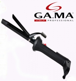 GA.MA STYLING IRON CERAMIC TEFLON FERRO ONDULATORE DIAMETRO 13mm