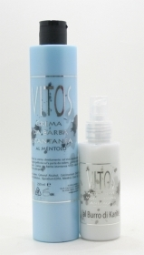 VITOS KIT CREMA BARBA ISTANTAN