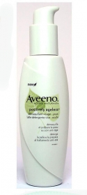 AVEENO ACTIVE NATURALS POSITIVELY AGELESS LATTE DETERGENTE VISO 150 ml