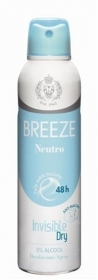 BREEZE DEODORANTE NEUTRO SPRAY