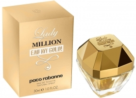 LADY MILLION MY GOLD PACO RABA