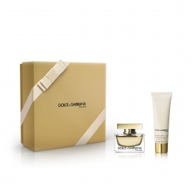 DOLCE E GABBANA THE ONE KIT CONFEZIONE EDP 30ml BODY LOTION 50ml