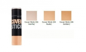 MAYBELLINE NEW YORK COVER STICK CORRETTORE n.03 NUDE COPERTURA PERFETTA 5ml