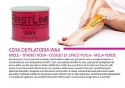 FIRSTLINE PROFESSIONAL WAX CERA DEPILATORIA MIELE 400ml