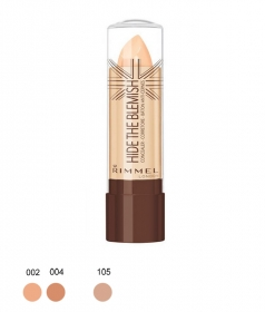 RIMMEL HIDE THE BLEMISH CORRETTORE IN STICK 4,5g 001 IVORY