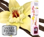 SUAREZ NANI SWEET HOME COLLECTION PROFUMATORE AMBIENTE ORCHIDEA E VANIGLIA 100ml