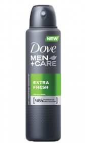 DOVE MEN CARE EXTRA FRESH 48h