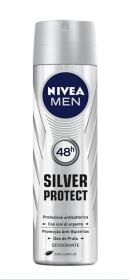 NIVEA MEN SILVER PROTECT SPRAY