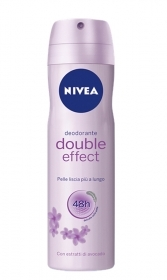 NIVEA DOUBLE EFFECT SPRAY DEOD
