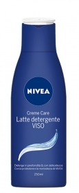 NIVEA CREME CARE LATTE DETERGENTE VISO 250ml