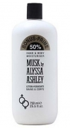 MUSK BY ALYSSA ASHLEY LOTION HYDRATANTE MAINS E CORPS 750 ml