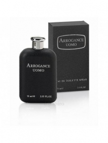Arrogance Uomo Profumo Uomo Edt Eau De Toilette Spray 75 Ml