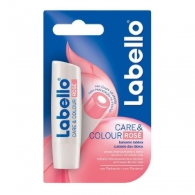 LABELLO CARE E COLOUR ROSE\' BA