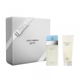 Dolce E Gabbana Light Blue Profumo Donna Edt 50 ML Crema Corpo 100 ML