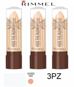 RIMMEL HIDE THE BLEMISH CORRETTORE IN STICK ANTI OCCHIAIE SANDAL 3X 4,5 G
