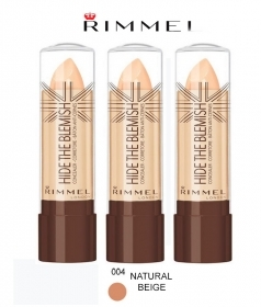 KIT 3 PZ RIMMEL HIDE THE BLEMI