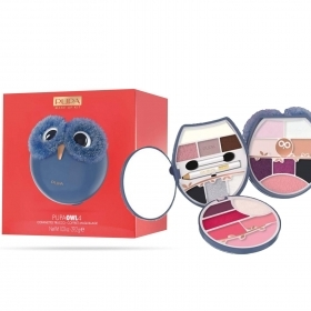 COFANETTO TRUCCHI PUPA OWL4 012 MAKE UP KIT GUFO GUFETTO GRANDE