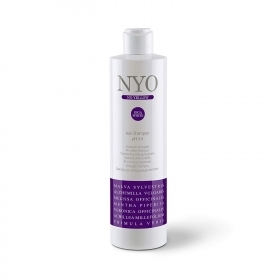 Faipa Nyo Shampoo Anti Giallo Per Capelli Bianchi Decolorati Ingialliti Ph 5,0 300 Ml