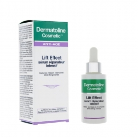 DERMATOLINE COSMETIC LIFT EFFECT SIERO RIPARATORE INTENSIVO ANTIETA' 30 ML