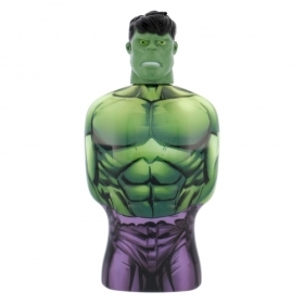 Marvel Avengers Hulk Busto 3D Gel Doccia Shower Gel 350 ML