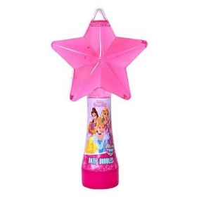 Disney Princess Bath Bubbles Bagnoschiuma Stella 3D 350 Ml