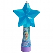 DISNEY FROZEN BAGNO SCHIUMA BATH BUBBLES STELLA 3D 350 ML
