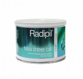 Gabor Radpil Cera Depilatoria Con Estratto Di Tea Tree Oil Liposolubile 400 Ml