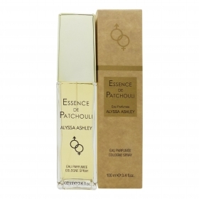 ALYSSA ASHLEY ESSENCE DE PATCHOULI PROFUMO UNISEX COLONIA SPRAY 100 ML