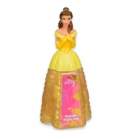 DISNEY PRINCESS BUBBLE BATH BAGNO SCHIUMA LA BELLA E LA BESTIA PER BAMBINI 450 ml