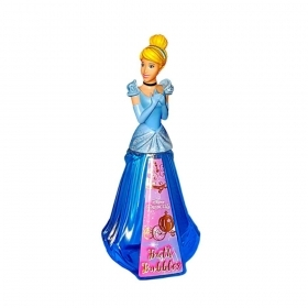 DISNEY PRINCESS BUBBLE BATH BAGNOSCHIUMA DI CENERENTOLA PER BAMBINI 350 ml