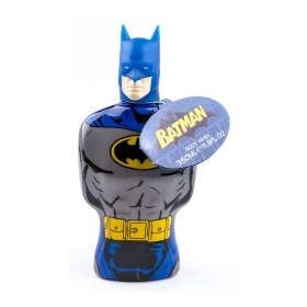 FRANCO ZARRI BATMAN BODY WASH BAGNOSCHIUMA PER BAMBINI DI ETA SUPERIORE A 3 ANNI 350 ml
