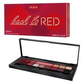 PUPART S BACK TO RED PALETTE 3